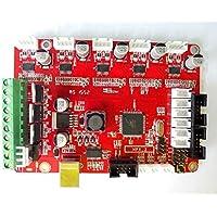 HICTOP 3D-Drucker Mainboard Control Board 3D Printing Desktop-Ersatzteile Zubehör MKS Basis V1.3 1.4 RepRap Arduino-kompatible 3D-Panel Hochleistungs CNC DIY Selbstmontage Motherboard