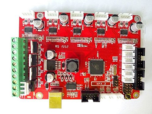 HICTOP 3D Printer Control Board MKS Base V1.3 1.4 RepRap Arduino-compatible DIY Motherboard