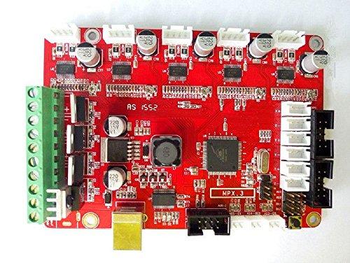 Placa base DIY compatible con Arduino impresora 3D HICTOP Junta de Control de MKS Base V1.3 1.4 RepRap