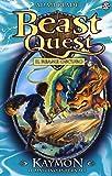 Scarica Libro Kaymon Il mastino infernale Beast Quest 16 (PDF,EPUB,MOBI) Online Italiano Gratis