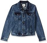 Pepe Jeans Girls' Jacket (PG400801CD7 Blue 14)