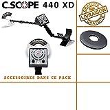 c-scope-Knacken tecteur,  Rate CS 440x D mit protã ¨ GE Festplatt