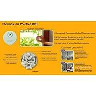 Somfy Thermosunis 9013708 Wirefree RTS-Sensore Autonomo