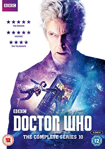 Doctor Who - The Complete Series 10 [DVD] [2017] [UK Import] (Who Doctor 8 Series)