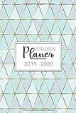 Studienplaner 2019 - 2020: Zeit für Ordnung mit dem Studienplaner, Studentenkalender und Semesterkalender 2019 - 2020 | Terminplaner, Timer, Planer ... Studium von September 2019 bis Oktober 2020 - - Keep Learning