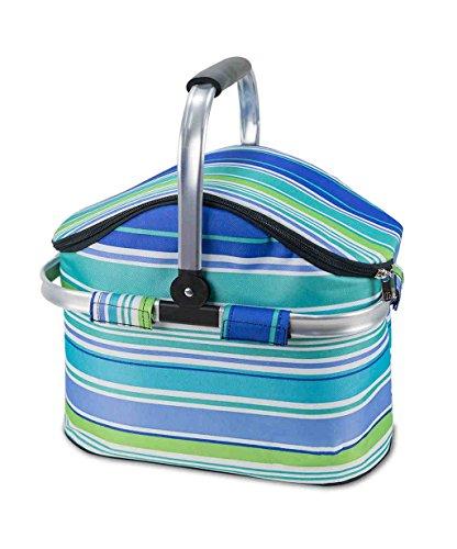 LIANJUN Camping Picknick-Beutel Lunchbox-Kühler-Mittagessen-Beutel-freezable Baby-Flaschen-Beutel-thermische Isolierungs-Kasten-Picknick-Mittagessen-Strand-Camping Haushalt/im Freien -