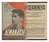 Almanach Ouvrier-Paysan 1949