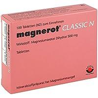 Magnerot Classic N Tabletten, 100 St. preisvergleich bei billige-tabletten.eu