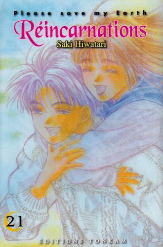 Please Save my Earth, tome 21 par Saki Hiwatari