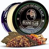 Balsamo per Barba Premium | Marine Commando | Il Miglior Balsamo e Emolliente per Barba | 100% Naturale & Organico | Ottimo per la Cura dei Capelli e la Crescita