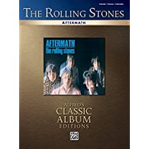 Aftermath: Piano/Vocal/Chords (Alfred's Classic Album Editions) by Rolling Stones (2006-07-01)