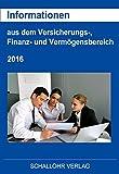 Image de Informationen aus dem Versicherungs-, Finanz- und Vermögensbereich - 2016