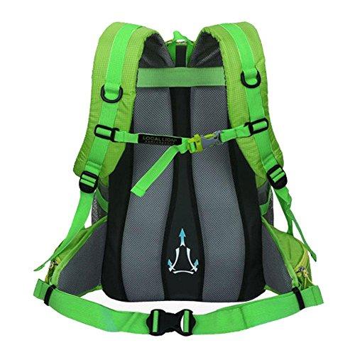 DONG Reisen Sie, Outdoor-Tasche Rucksack Wanderrucksack green