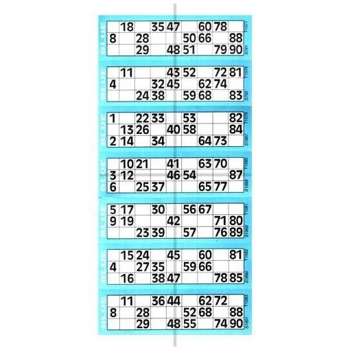 Jumbo-Bingo-Ticket-Singles-6-bis-Pad-Blau-anzeigen