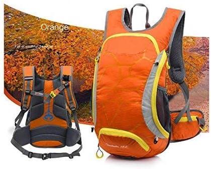 rossoyiger Zaino Zaino Zaino da Viaggio Unisex Moda, Zaino da Escursionismo da Trekking per Esterni Ultra Leggero e Traspirante da Esterno Outdoor (Arancione) | Prestazioni Superiori  | attività di esportazione in linea  296643