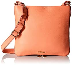 Fossil Women's Handbag (Orange)