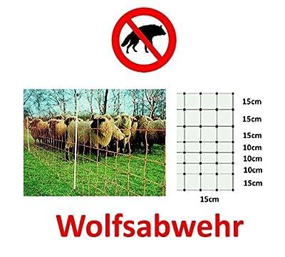 """Euro-Netz """"Extra"""" 90/2 - 50 m Schafnetz von Göbel auf Du und dein Garten"""