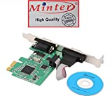 Minter 1x 2 Port Serial Card