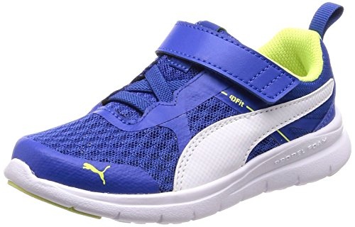 Puma-Mens-Flexracer-V2-V-Ps-Sneakers