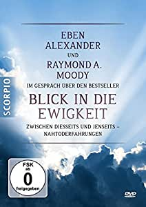 Moody im Gespräch über den Bestseller Blick in die Ewigkeit: Zwischen Diesseits und Jenseits Nahtoderfahrungen