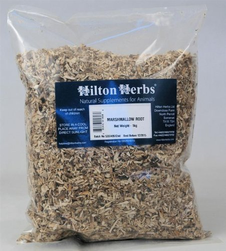 Hilton Herbs Marshmallow Cut Root, Hilton Herbs, Horse Nutrition, Herbal Products, 1.0kg