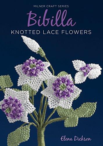 Bibilla Knotted Lace Flowers (Milner Craft) por Elena Dickson