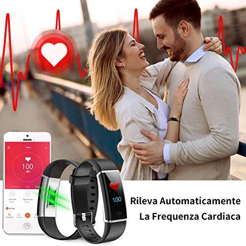 Zoom IMG-3 aisirer fitness tracker orologio braccialetto