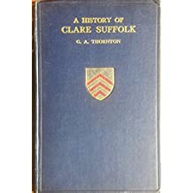 A History of Clare, Suffolk