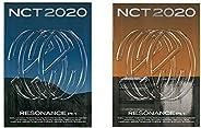 إن سي تي 2020 ريزونانس pt.1 مجموعة (ذا ساست فير) (بما في ذلك مجموعة بطاقات شفافة NCT 2020 عشوائية)
