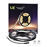 LE Tira LED Blanco frío 5m 300 LED 300lm/m no impermeable (Blanco 6000K) para bares, discotecas, muebles, etc.
