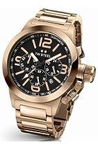 TW Steel Damen-Armbanduhr Canteen Style bracelet Analog Quarz Edelstahl beschichtet TW-307