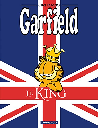 Garfield, tome 43 : Le King