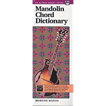 Mandolin Chord Dictionary. Handy Guide --- Mandoline - Manus, Morton --- Alfred Publishing