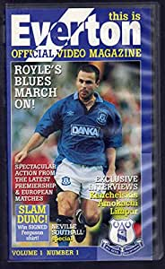 Everton Fc: This Is Everton - Volume 1, Part 1 [VHS]