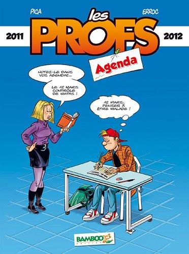 Agenda Les Profs 2011-2012