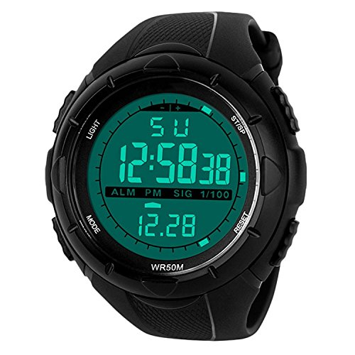 Watches Digital Watches Obedient 2019 Top Brand Men Analog Quartz Watch Men Sports Watches Mens Shock Military Clock Waterproof Led Digital Wristwatch Masculino To Win Warm Praise From Customers
