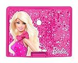 Barbie DVDP 1 BB Tragbarer DVD-Player (17,8 cm (7 Zoll) LC-Display, DivX-zertifiziert, SD-Kartenslot, USB 2.0) pink