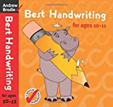 Best Handwriting for Ages 10-11 (Best Handwriting)