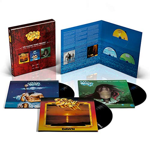 The Classic Years Trilogy (Ltd. 3lp/3cd) [Vinyl LP]