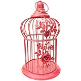 Decorative Bird Cage Candle Holder