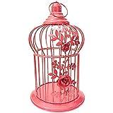 Decorative Bird Cage Candle Holder