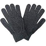 Unieco Men Women Warm Woolen Winter Thermal Knitted Gloves