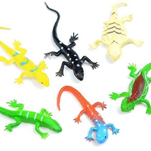 Volker Rasehorn Stretch Gecko, Niedliche, Dehnbare Eidechse Zum Umherschiessen als Mitgebsel