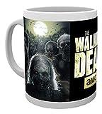 Walking Dead - Zombies - Keramik Tasse - Größe Ø8,5 H9,5cm