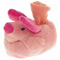 Girls Boys Toddler Kids Disney Winnie The Pooh Novelty Slippers Size 4-5 UK Toddler