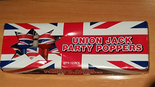 union-jack-party-poppers-package-of-12-white-blue-red-weddings-birthdays-citizenship-ceremonies