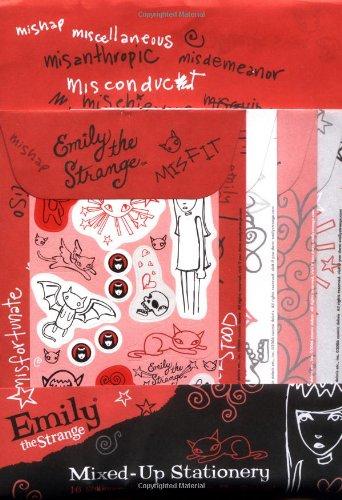 Emily's Mixed-Up Stationery: Emily The Strange