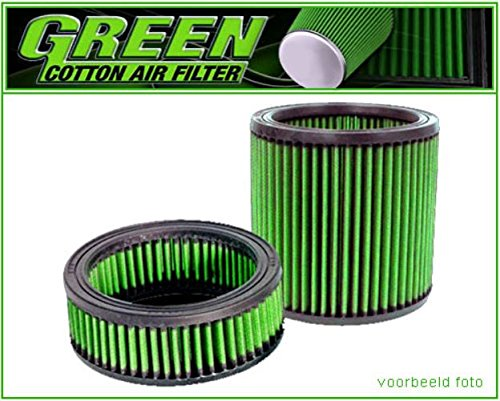 Preisvergleich Produktbild Ersatzluftfilter Green 60084605