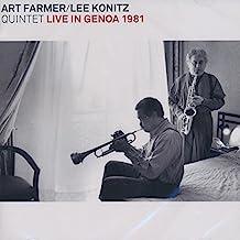 Live in Genoa 1981 by Art Farmer / Lee Konitz Quintet