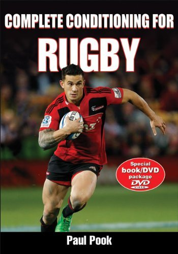 Complete Conditioning for Rugby by Paul Pook (2012-05-07) par Paul Pook